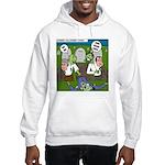 Zombie Surprise Hooded Sweatshirt