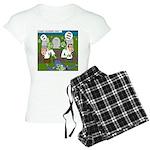 Zombie Surprise Women's Light Pajamas