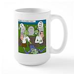 Zombie Surprise Large Mug