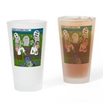 Zombie Surprise Drinking Glass