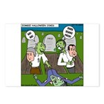 Zombie Surprise Postcards (Package of 8)