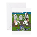 Zombie Surprise Greeting Cards (Pk of 10)