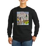 Zombie Island Long Sleeve Dark T-Shirt