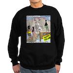 Zombie Island Sweatshirt (dark)