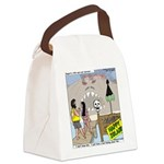 Zombie Island Canvas Lunch Bag