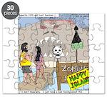 Zombie Island Puzzle