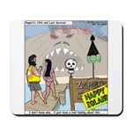 Zombie Island Mousepad