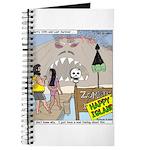 Zombie Island Journal