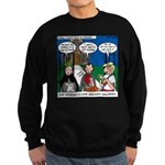 Zombie Trick-or-Treat Sweatshirt (dark)