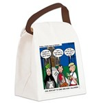 Zombie Trick-or-Treat Canvas Lunch Bag
