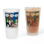 Zombie Trick-or-Treat Drinking Glass