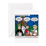 Zombie Trick-or-Treat Greeting Cards (Pk of 10)