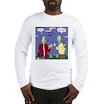 Zombie Vegan Long Sleeve T-Shirt