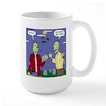 Zombie Vegan Large Mug