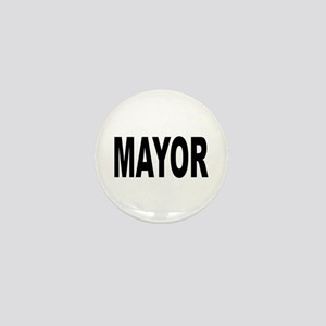 Mayor Mini Button