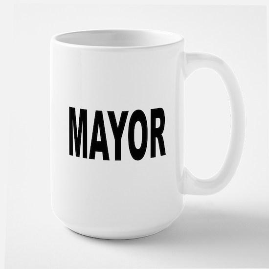 Mayor Large Mug