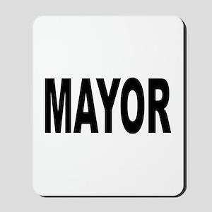Mayor Mousepad