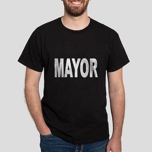 Mayor (Front) Dark T-Shirt