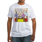 Zombie Improv Fitted T-Shirt