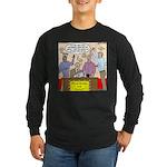 Zombie Improv Long Sleeve Dark T-Shirt
