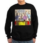 Zombie Improv Sweatshirt (dark)