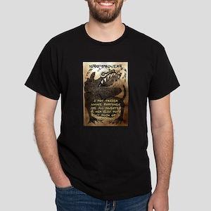 A Pot Trader - Igbo Proverb Dark T-Shirt