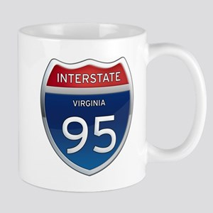 Interstate 95 Mugs