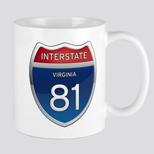 Interstate 81 Mugs
