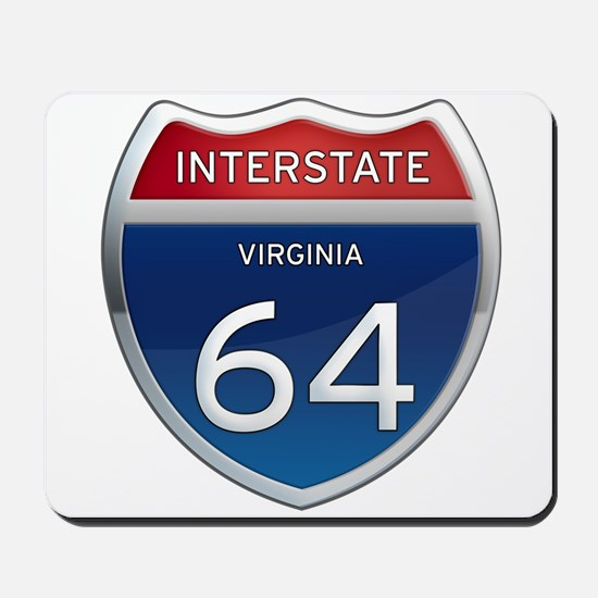 Interstate 64 Mousepad