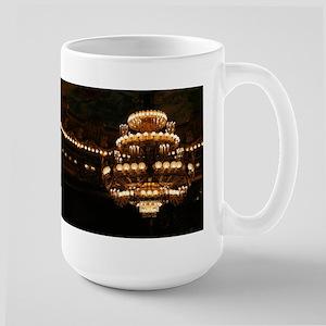 Opera Garnier Chandelier Mugs