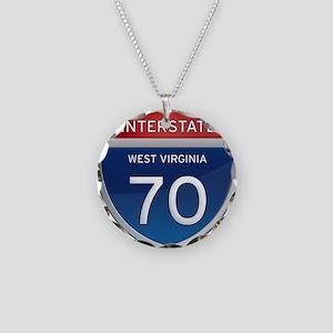 Interstate 70 Necklace