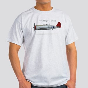 332 Fighter Group P-47C T-Shirt