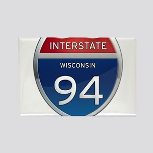 Interstate 94 Magnets