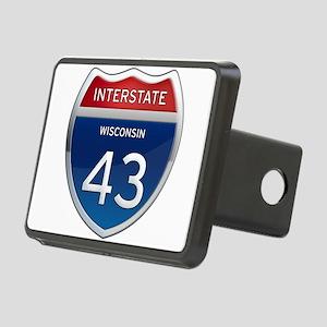 Interstate 43 Hitch Cover