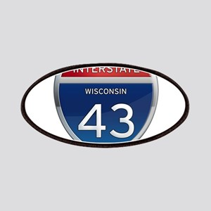 Interstate 43 Patches