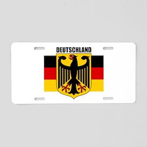 Germany COA 2 Aluminum License Plate