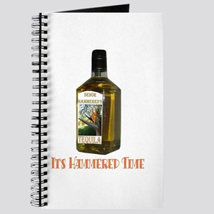 Hammered Tequila Journal