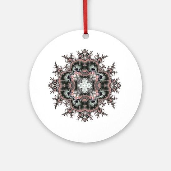Frcatal 655 Round Ornament