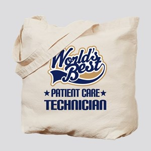 Patient Care Technician Tote Bag