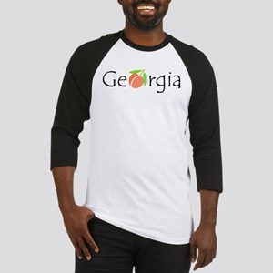 Georgia Peach Baseball Jersey