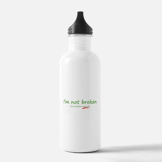 Funny Kidney transplant Water Bottle