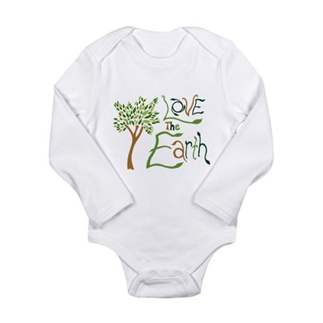 Love the Earth Body Suit