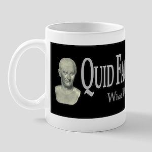 What Would Cicero Do? Mug