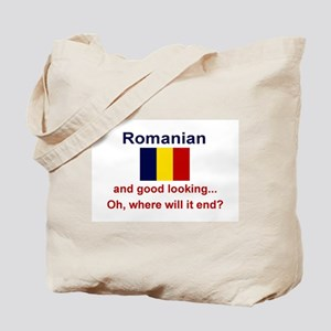 Good Looking Romanian Tote Bag