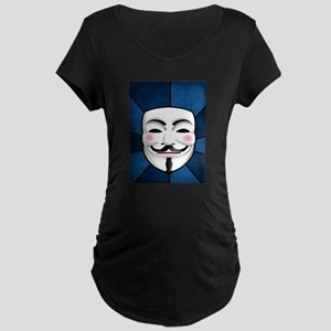 Anonymous 99% Occupy t-shirt Maternity T-Shirt