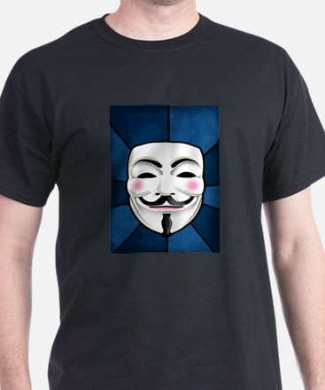 Anonymous 99% Occupy t-shirt T-Shirt