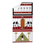 Egyptian Home Decor Beach Towel
