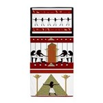 Egyptian Home Decor Beach Towel