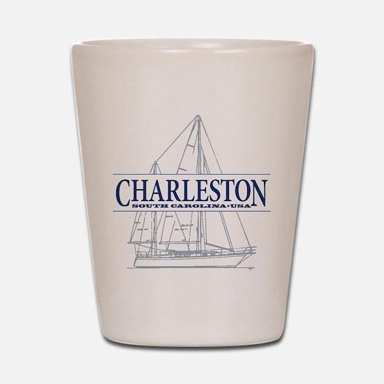 Charleston SC - Shot Glass