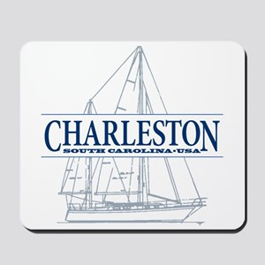 Charleston SC - Mousepad